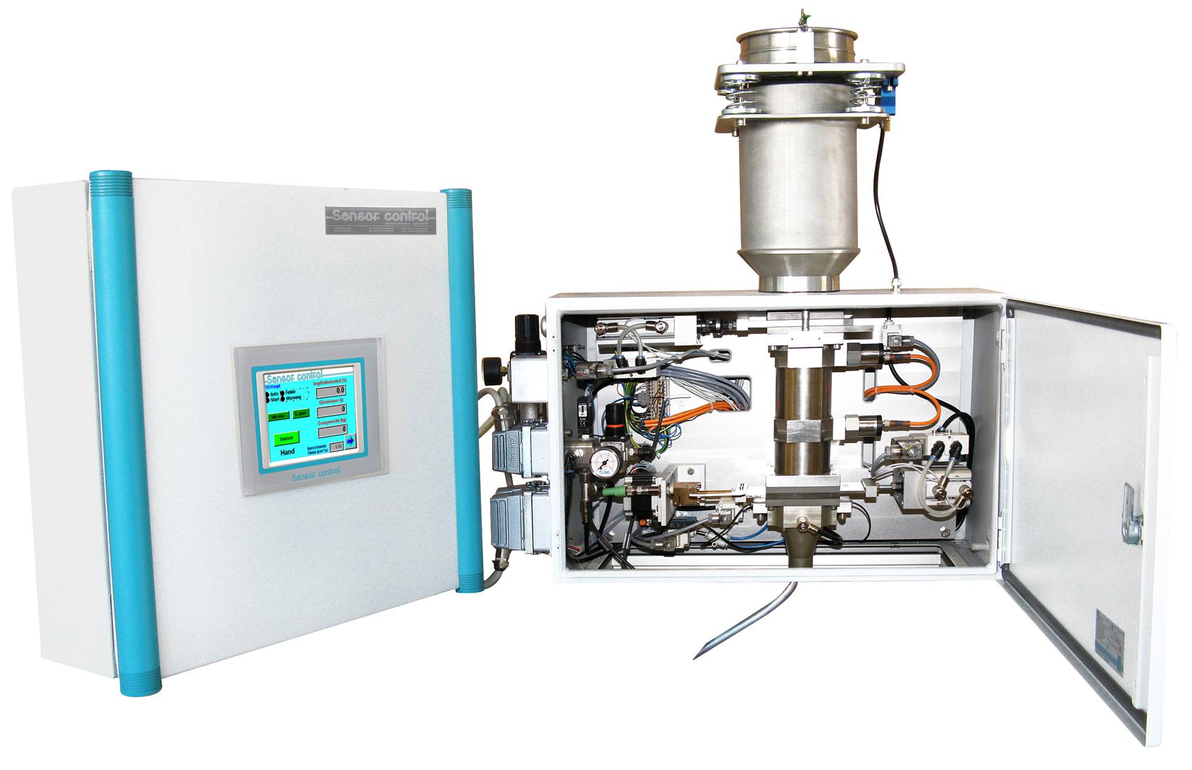 Система Введения Модификаторов в Струю PSI | In-stream inoculation system PSI