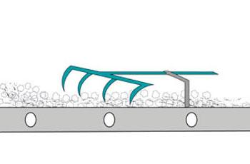 Automatic Used Sand Pre-Moisturising FRS-A | Пример линии Предварительного Увлажнения Использованной Смеси FRS-A