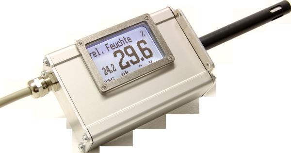 Датчик влажности модели LF | Humidity / Air Temperature Measurement