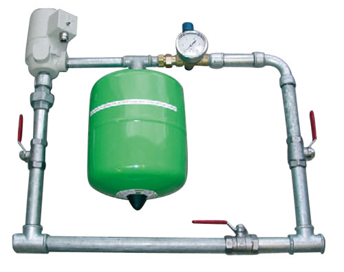 Water- and Damp Dosing Units | Example: Water Dosing Units